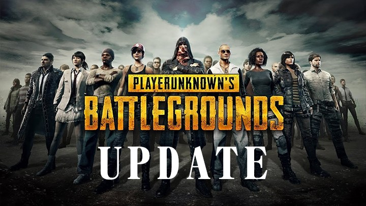 PlayerUnknowns Battlegrounds Month 2 Update On May 25th