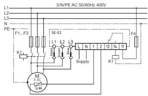 Bitzer pressor protection module | SEE1 Motor