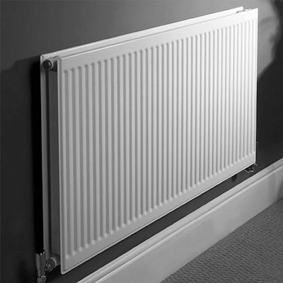 Gold & Grey UK Interior Design Radiator Design