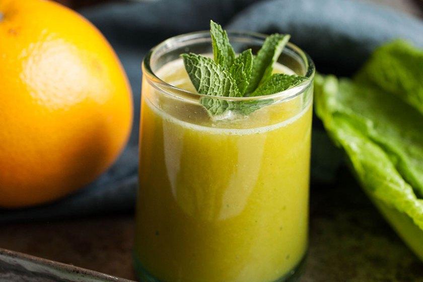 Citrus Mint Juice_10_Gold&Thyme
