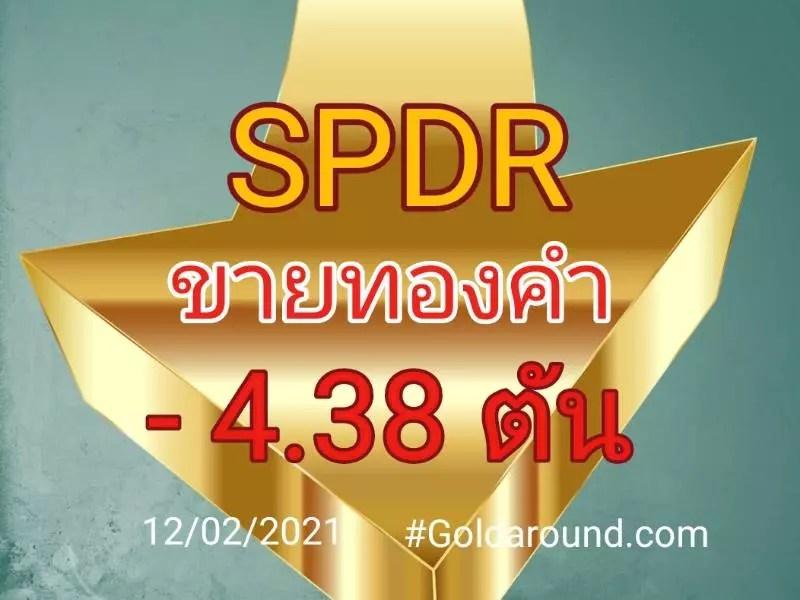 SPDR 12.10 goldaround
