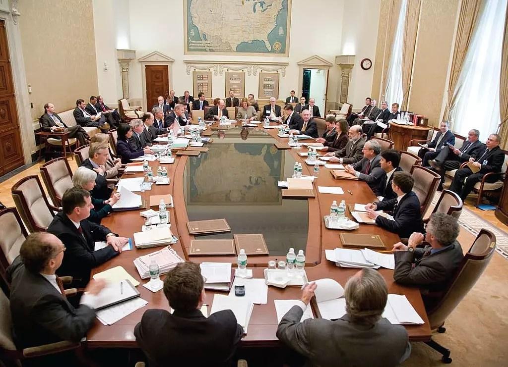 FOMC | photo by wikipedia.org