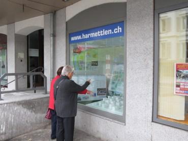 Gibt zu Reden: Überbauung Olympiadorf Harmettlen