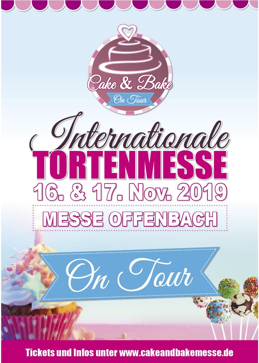 Cake & Bake Messe Offenbach 2019