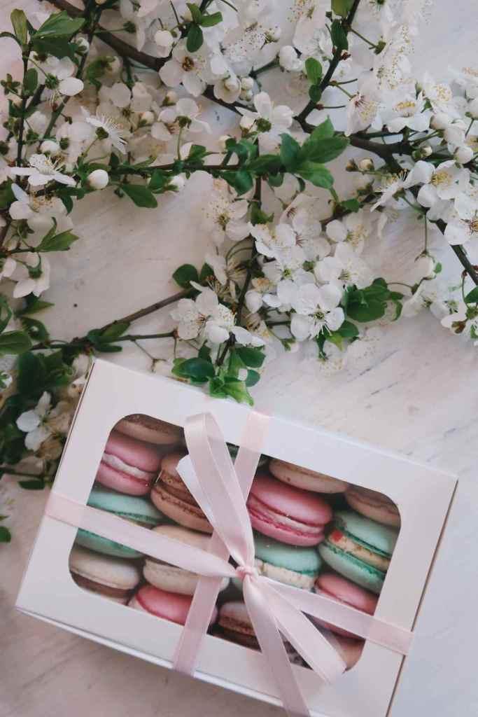 Macarons zum Verschenken