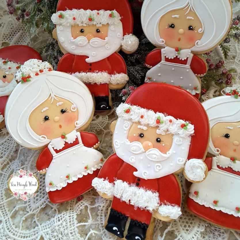 Beautiful cookies made by Teri Pringle Wood