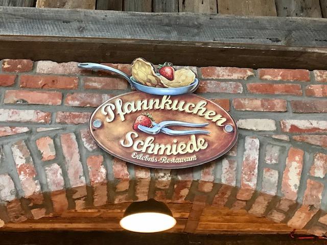 Die Pfannkuchen Schmiede in Karls Erlebnisdorf