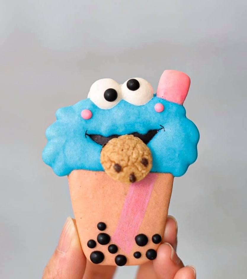 Bezaubernde Macarons von Katrina Nguyen