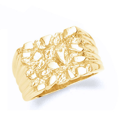 Men's Ring in 9ct Gold