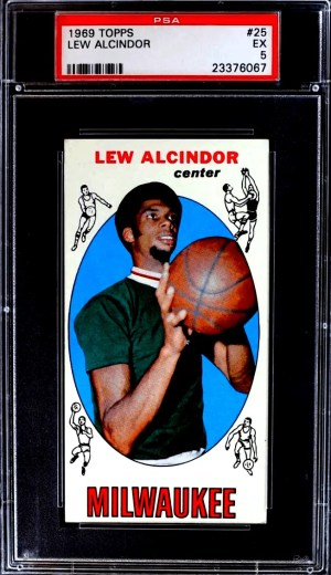 top nba centers all time rookie cards