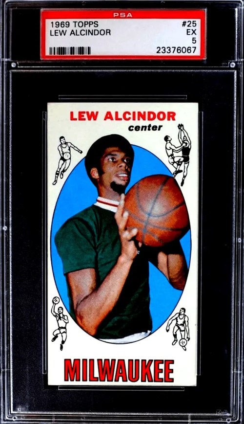 Top 5 NBA Centers of All-Time and Their Best Rookie Cards