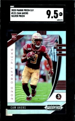 Cam Akers Rookie Card Checklist