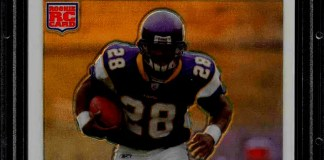 Adrian Peterson Rookie Cards