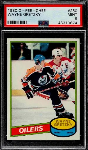1980s most valuable nhl cards