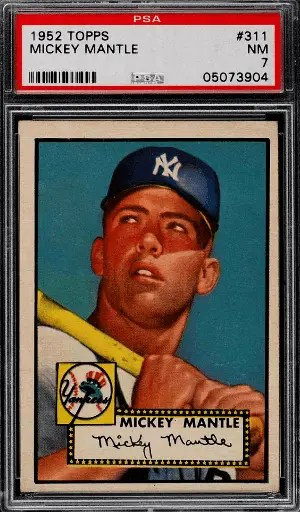 5 Rare Baseball Cards That Are Worth A Small Fortune