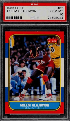 best nba centers rookie cards