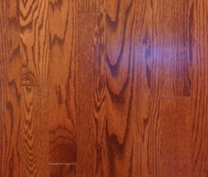 Engineered Flooring     Gold Coast Flooring Supply Model Pacific Banff Red Oak Semigloss 3 1 4    Wide  3 4    Solid