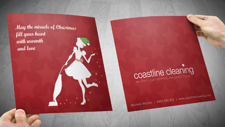 Tweed Heads And Gold Coast Personalised Company Greeting