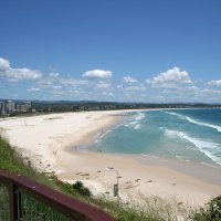 6 Recommended Surf Spots at Gold Coast Australia