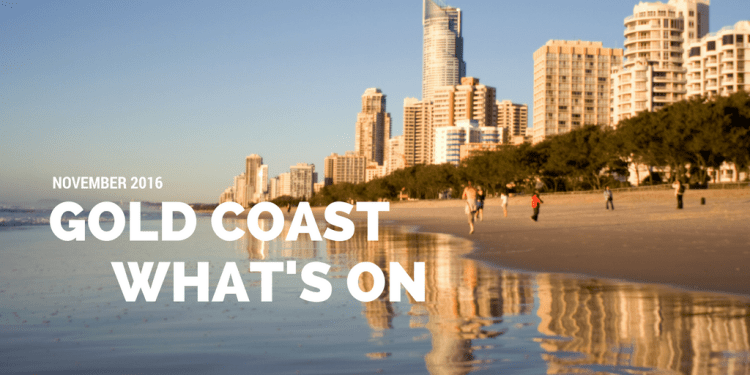 gold coast events
