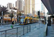Gold Coast Light Rail - Surfers Paradise Station