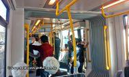Police patrol - Gold Coast Light Rail