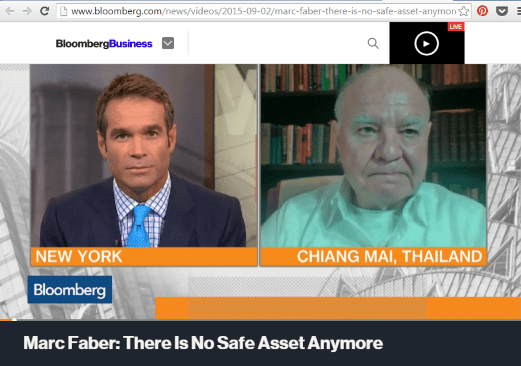 Marc Faber - No Assets Safe Anymore