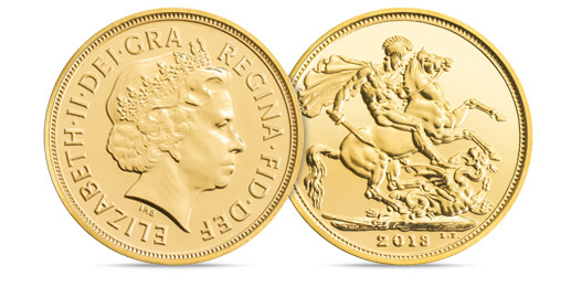 GoldCore: Tax Free Gold Sovereigns