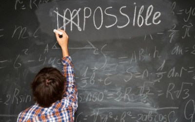 do you believe the impossible is possible