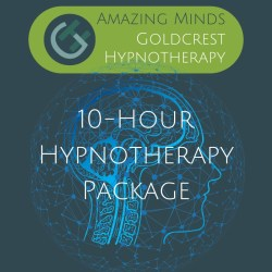 10 hour hypnotherapy programme