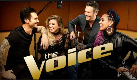 Image result for the voice us 2018