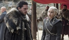 You are confident 'Game of Thrones' stars Emilia Clarke and Kit Harington will get lead Emmy bids this time around