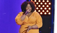 Was Kymberli Joye robbed on 'The Voice'? Gospel singer was whisked off stage without even a goodbye [POLL]
