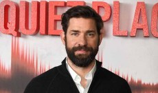 John Krasinski ('A Quiet Place') reveals he was 'too scared' to ask Emily Blunt to star in his horror film [EXCLUSIVE VIDEO INTERVIEW]
