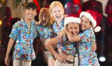 Sky Brown took Christmas to the beach for her 'Dancing with the Stars: Juniors' finale freestyle [WATCH]