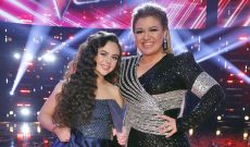 'The Voice' winner Chevel Shepherd sings 'Broken Hearts,' a song coach Kelly Clarkson had planned to record [WATCH]