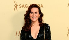 Megan Mullally will host the 2019 SAG Awards — watch her adorable announcement with Nick Offerman