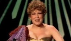 Bette Midler's best moment on the Oscars till now: Watch her make merry with the 1982 Best Original Song nominees [WATCH]