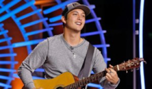 Remember Laine Hardy, the dreamy bayou lad who won 'American Idol' last year? He's about to re-enter our lives!