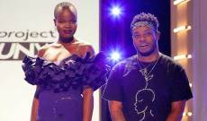 Are we underestimating Bishme on 'Project Runway'? He may be a threat to win the season after 2 challenge victories