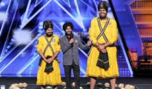 'America's Got Talent' sneak peek video: Indian danger act Bir Khalsa hit each other with sledgehammers