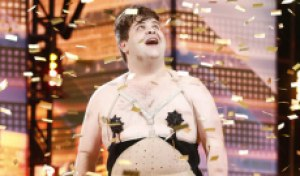 Golden Buzzer oopsie! 'America's Got Talent' dancer Ben Trigger strips down, accidentally falls onto buzzer [WATCH]