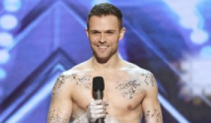 Surprise! 'America's Got Talent' aerialist Matthew Richardson earns wild card spot in next week's Quarterfinals 3