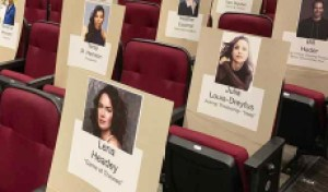 Emmys 2019 exclusive: Ceremony seat cards secretly show which nominees are attending and 2 Oscar winners who are not
