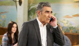 Emmy episode analysis: Eugene Levy ('Schitt's Creek') navigates workplace harassment in 'Rock On!'
