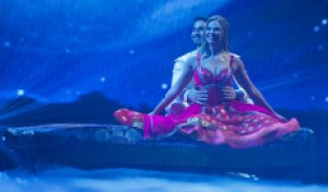 Hannah Brown and Alan Bersten's next 'Dancing with the Stars' routine will be 'country-esque'