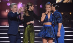 """Sailor Brinkley-Cook had a gut feeling she'd be eliminated on 'Dancing with the Stars': 'I was like, 'It's me"""""""