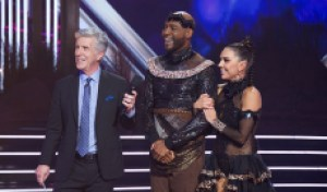 Just kidding, Karamo does not have the rumba on 'Dancing with the Stars' Week 6