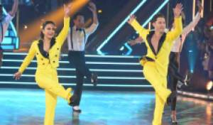 Was Ally Brooke's Charleston on 'Dancing with the Stars' the most ambitious routine of the Semi-Finals? [WATCH]