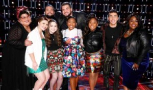 'The Voice' Top 8: Ranking the artists competing to win season 17 [POLL]